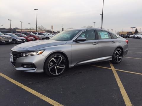 2019 Honda Accord for sale in Dubuque, IA
