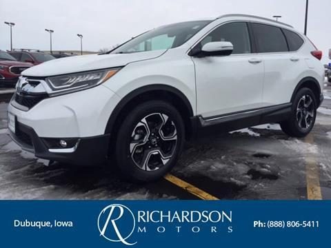 2019 Honda CR-V for sale in Dubuque, IA