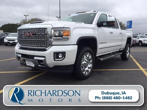 2019 GMC Sierra 2500HD for sale in Dubuque, IA