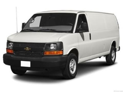 2013 Chevrolet Express Cargo for sale in Dubuque, IA
