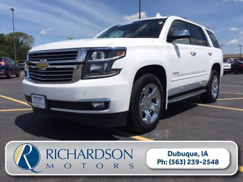 2016 Chevrolet Tahoe for sale in Dubuque, IA