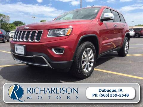 2015 Jeep Grand Cherokee for sale in Dubuque, IA