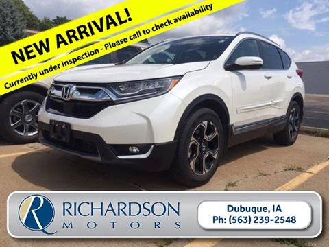2017 Honda CR-V for sale in Dubuque, IA