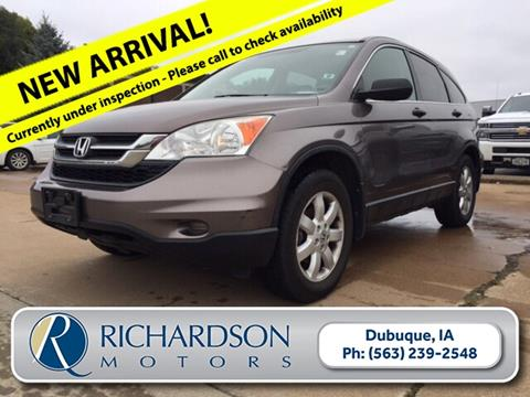 2011 Honda CR-V for sale in Dubuque, IA