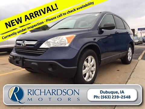 2009 Honda CR-V for sale in Dubuque, IA