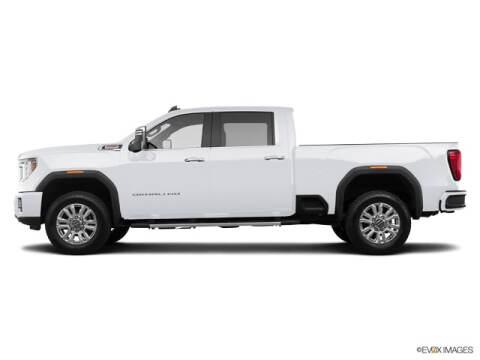2020 GMC Sierra 2500HD for sale at Richardson Motors in Dubuque IA