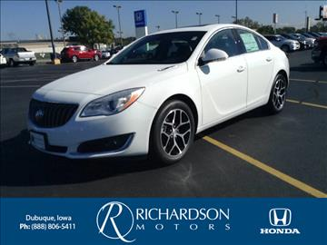 2017 Buick Regal for sale in Dubuque, IA
