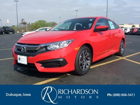 2017 Honda Civic for sale in Dubuque, IA