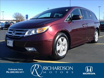 2011 Honda Odyssey for sale in Dubuque, IA