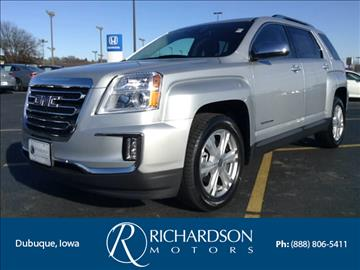 Gmc terrain for sale dubuque ia for Richardson motors dubuque iowa