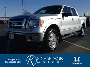 2012 Ford F-150 for sale in Dubuque, IA