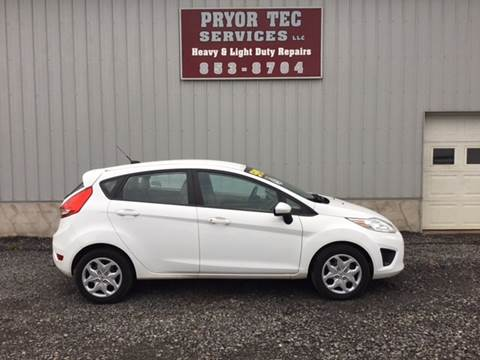 2013 Ford Fiesta for sale in Clinton, NY
