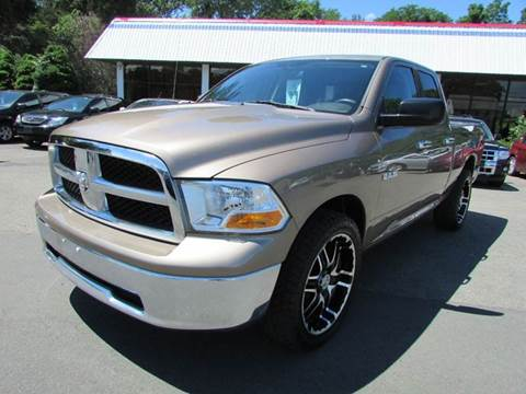 2010 Dodge Ram Pickup 1500 for sale in East Windsor, CT