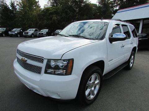 2010 Chevrolet Tahoe for sale in East Windsor, CT