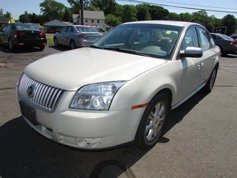 2008 Mercury Sable for sale in East Windsor, CT