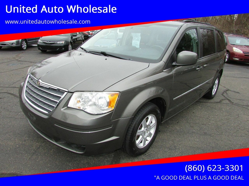 2010 Chrysler Town And Country Oil Type 2010 Chrysler Town