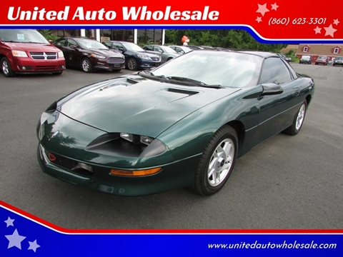 1995 Chevrolet Camaro for sale in East Windsor, CT