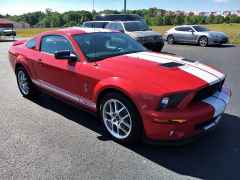 2007 Ford Shelby GT500 for sale in Jamestown, KY