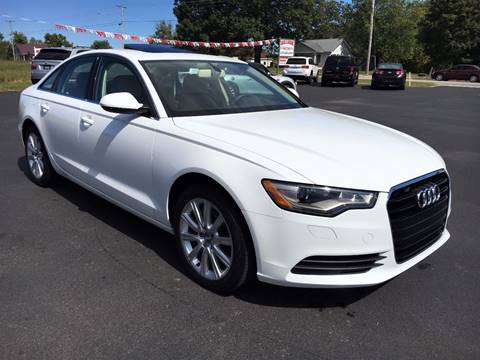 2015 Audi A6 for sale in Jamestown, KY