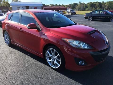 2010 Mazda MAZDASPEED3 for sale in Jamestown, KY