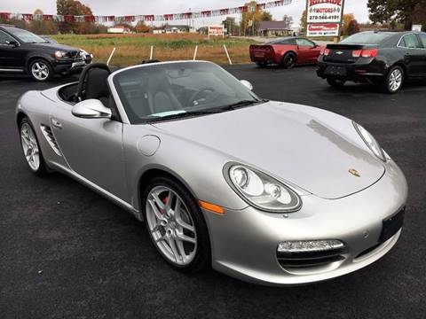 2009 Porsche Boxster for sale in Jamestown, KY