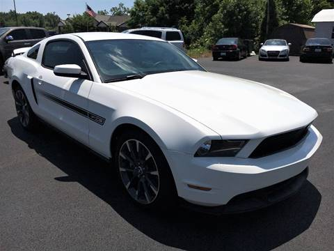 2012 Ford Mustang for sale at Hillside Motors in Jamestown KY