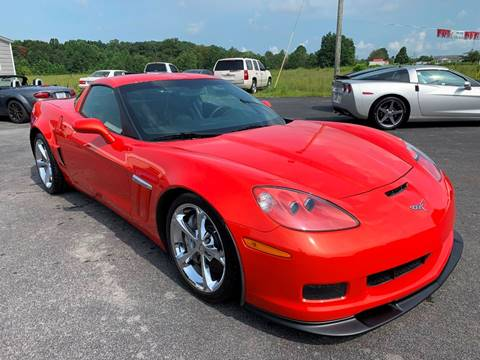 2011 Chevrolet Corvette for sale in Jamestown, KY