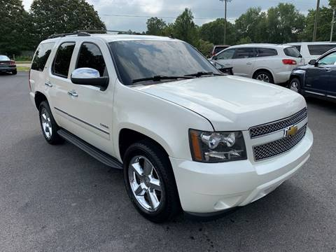 2012 Chevrolet Tahoe for sale in Jamestown, KY