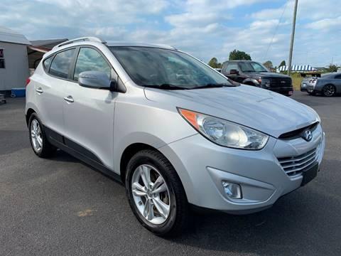 2013 Hyundai Tucson for sale in Jamestown, KY