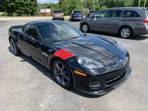 2010 Chevrolet Corvette for sale at Hillside Motors in Jamestown KY