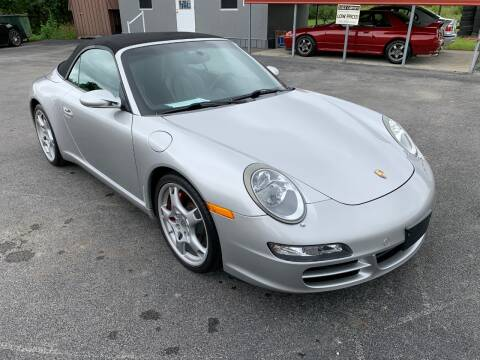 2008 Porsche 911 for sale at Hillside Motors in Jamestown KY