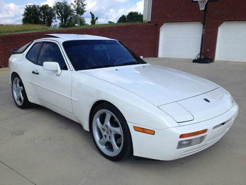 1989 Porsche 944 for sale at Hillside Motors in Jamestown KY