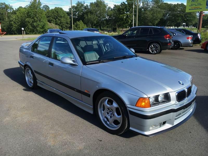 1997 BMW M3 for sale at Hillside Motors in Jamestown KY