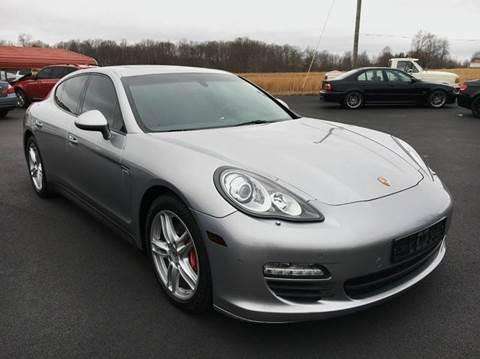 2010 Porsche Panamera for sale in Jamestown, KY