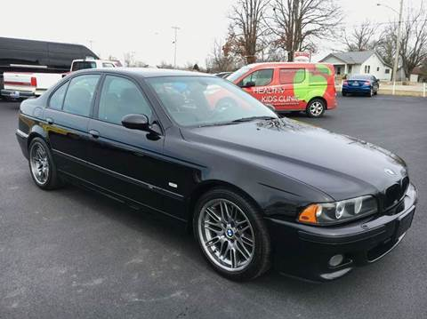 2001 BMW M5 For Sale  Carsforsalecom