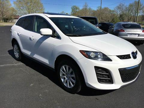 2011 Mazda CX-7 for sale at Hillside Motors in Jamestown KY