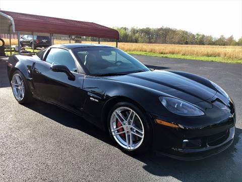 2006 Chevrolet Corvette for sale at Hillside Motors in Jamestown KY