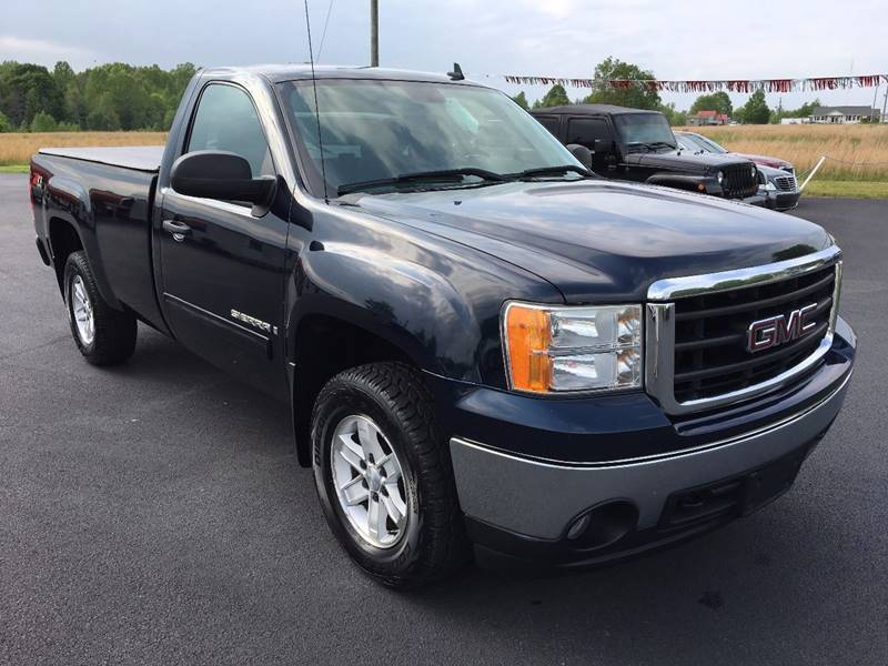 2008 GMC Sierra 1500 for sale at Hillside Motors in Jamestown KY