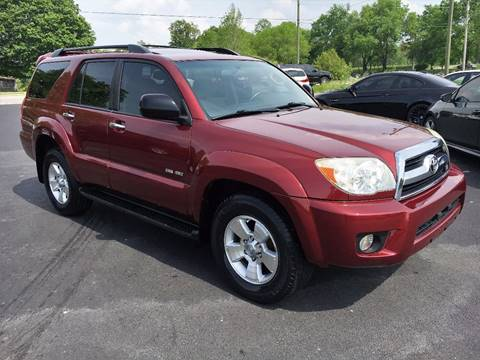 2007 Toyota 4Runner for sale at Hillside Motors in Jamestown KY