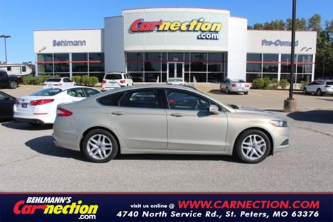2016 Ford Fusion for sale in Saint Peters, MO