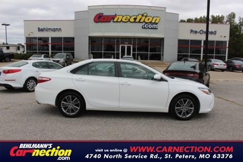 2015 Toyota Camry for sale in Saint Peters, MO