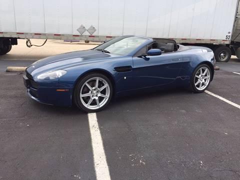 2008 Aston Martin V8 Vantage for sale in Dallas, TX