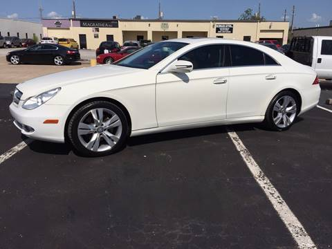 2009 Mercedes-Benz CLS for sale in Dallas, TX