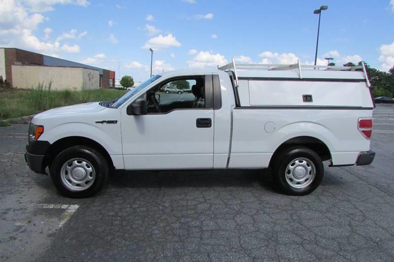 2011 Ford F-150 4x2 XL 2dr Regular Cab Styleside 6.5 ft. SB - Union City GA