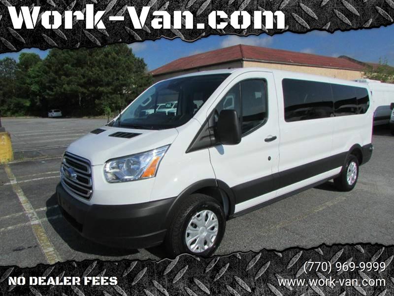 Ford Passenger Van >> 2019 Ford Transit Passenger 350 Xl 3dr Lwb Low Roof