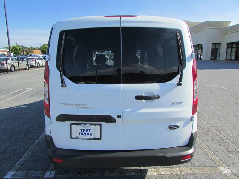 2015 Ford Transit Connect Cargo XLT 4dr LWB Cargo Mini-Van w/Rear Cargo Doors - Union City GA