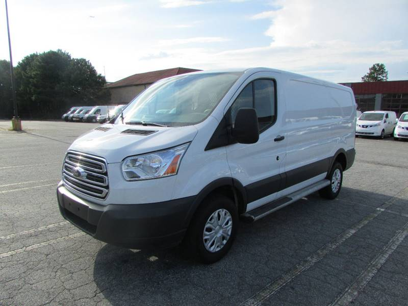 2018 Ford Transit Cargo 250 3dr SWB Low Roof Cargo Van w/Sliding Passenger Side Door - Union City GA