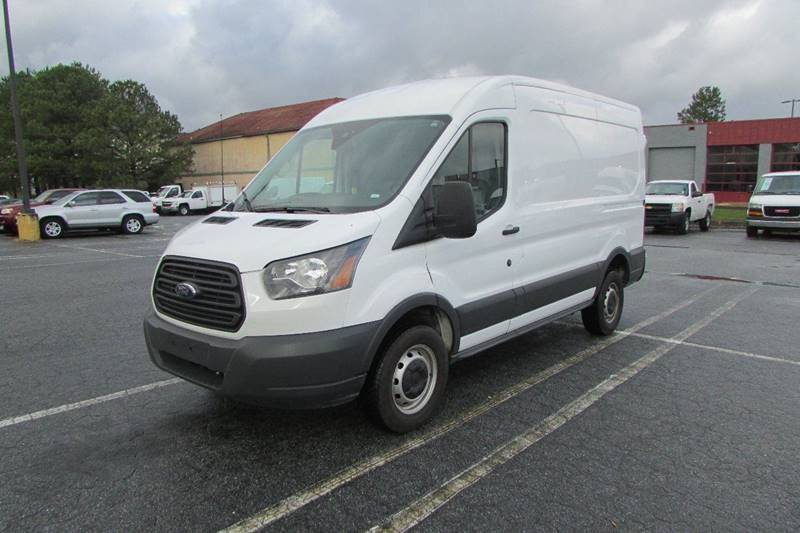 2018 Ford Transit Cargo 250 3dr SWB Medium Roof Cargo Van w/Sliding Passenger Side Door - Union City GA