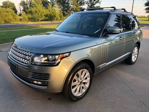 2014 Land Rover Range Rover for sale in Kansas City, MO