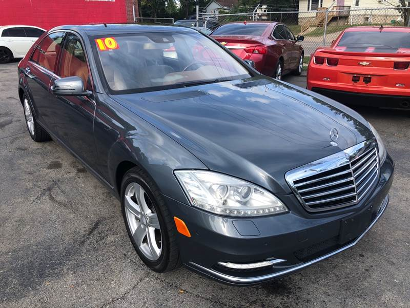 2010 Mercedes Benz S Class S 550 4dr Sedan   Kansas City MO